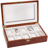 Solaris Rosewood Watch Box