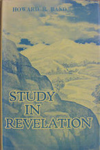 Study In Revelation by Dr. Howard B. Rand