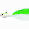Spro Buck Tail Jig 3oz Chartreuse