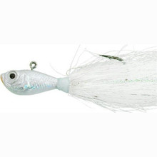 Spro Bucktail Jig White 2oz