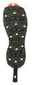 Korkers Triple Threat Carbide Spike Sole Size 12 FA3045-12