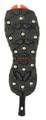 Korkers Triple Threat Carbide Spike Sole Size 11 FA3045-11