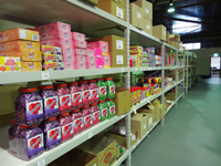 Need USA Foods and beverages? They are all here in our confectionery warehouse