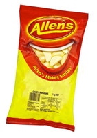 Allens Bananas, by Allens Confectionery,  and more Confectionery at The Professors Online Lolly Shop. (Image Number :6214)