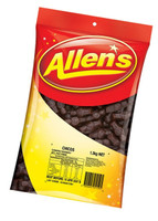 Allens Chicos, by Allens Confectionery,  and more Confectionery at The Professors Online Lolly Shop. (Image Number :6208)