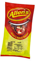 Allens Party Mix, by Allens Confectionery,  and more Confectionery at The Professors Online Lolly Shop. (Image Number :6227)