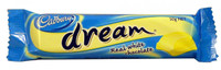 Cadbury Dream Bar, by Cadbury,  and more Confectionery at The Professors Online Lolly Shop. (Image Number :1940)