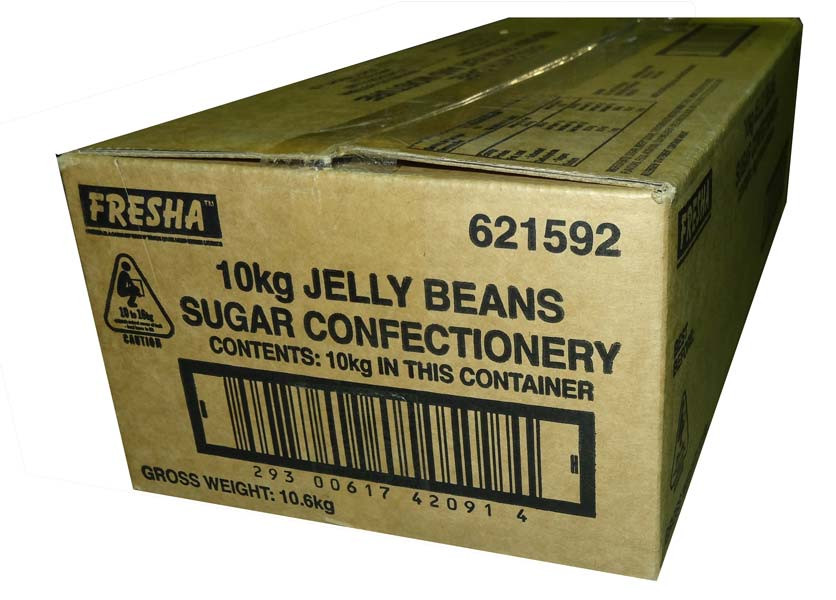 Cadbury Fresha Jelly Beans, by Cadbury/Cadbury Fresha,  and more Confectionery at The Professors Online Lolly Shop. (Image Number :6556)