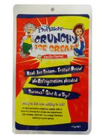 Crunchy Ice Cream (Single Serve / Vanilla)