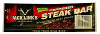 Jack Links Peppered Steak Bar, by Jack Links,  and more Snack Foods at The Professors Online Lolly Shop. (Image Number :2027)