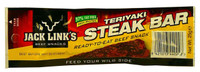 Jack Links Teriyaki Steak Bar, by Jack Links,  and more Snack Foods at The Professors Online Lolly Shop. (Image Number :2028)