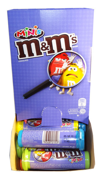 M Amp M Minis Tubes And Other Confectionery At Australias