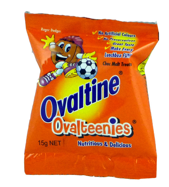 Ovalteenies, by AB Food and Beverages,  and more Confectionery at The Professors Online Lolly Shop. (Image Number :2259)