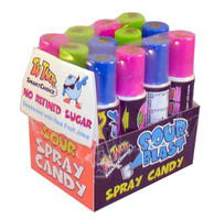 Too Tarts Sour Candy Spray, by Candy Brokers,  and more Confectionery at The Professors Online Lolly Shop. (Image Number :2165)