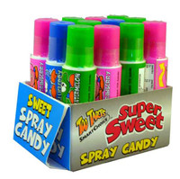 Too Tarts Super Sweet Spray Candy, by Candy Brokers,  and more Confectionery at The Professors Online Lolly Shop. (Image Number :2166)