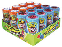 Triple Power Push Pop, by Myriad Marketing,  and more Confectionery at The Professors Online Lolly Shop. (Image Number :8465)