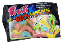 Trolli Sour Glow worms, by Trolli,  and more Confectionery at The Professors Online Lolly Shop. (Image Number :2183)