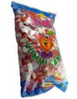 Trolli Strawberry Foam 2kg Bulk, by Trolli,  and more Confectionery at The Professors Online Lolly Shop. (Image Number :7904)