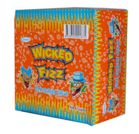 Wicked Fizz Orange, by Sweetmans,  and more Confectionery at The Professors Online Lolly Shop. (Image Number :2476)