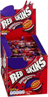 Allens Red Skins, by Allens Confectionery/Wonka,  and more Confectionery at The Professors Online Lolly Shop. (Image Number :6623)