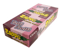 Zappo - Tutti-Fruity Chews (60 packs in Display Unit)