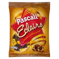 Pascall Chocolate Eclairs Saver 4 Pack, by Pascall,  and more Confectionery at The Professors Online Lolly Shop. (Image Number :2343)