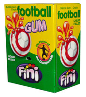 Fini Football Gum, by Fini,  and more Confectionery at The Professors Online Lolly Shop. (Image Number :2516)