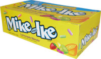 Mike and Ike - Lemonade Blends, by Mike and Ike,  and more Confectionery at The Professors Online Lolly Shop. (Image Number :2694)