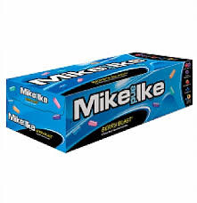Mike and Ike - Berry Blast, by Mike and Ike,  and more Confectionery at The Professors Online Lolly Shop. (Image Number :12504)