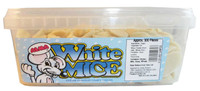 White Mice, by Candy Brokers,  and more Confectionery at The Professors Online Lolly Shop. (Image Number :2581)