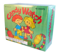 Candy Watch, by Candy Brokers,  and more Confectionery at The Professors Online Lolly Shop. (Image Number :2607)