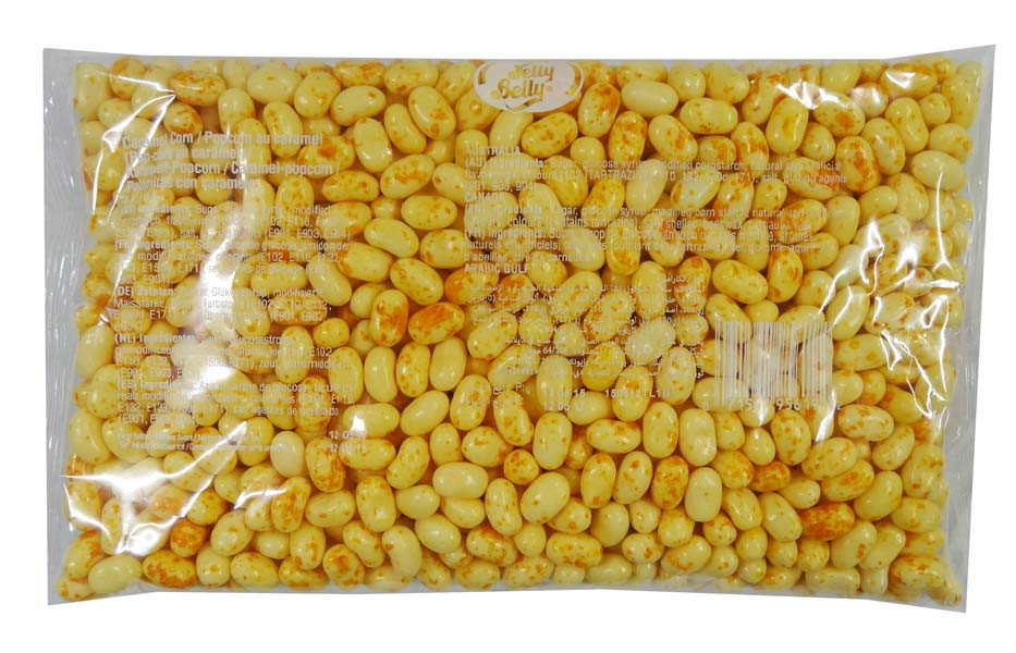 Jelly Belly - Gourmet Jelly Beans - Caramel Corn, by Jelly Belly,  and more Confectionery at The Professors Online Lolly Shop. (Image Number :9138)