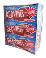 Red Vines - Original Red Twists, by American Licorice Co,  and more Confectionery at The Professors Online Lolly Shop. (Image Number :2725)