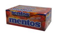 Mentos - Cinnamon (15 Roll Display Unit)