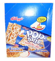 Kelloggs Pop Tarts - Apple Strudel, by Kelloggs Pop Tarts,  and more Snack Foods at The Professors Online Lolly Shop. (Image Number :2717)
