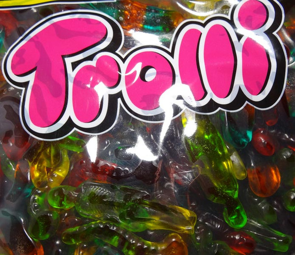 Trolli Horror Mix 2kg bag, by Trolli,  and more Confectionery at The Professors Online Lolly Shop. (Image Number :7895)
