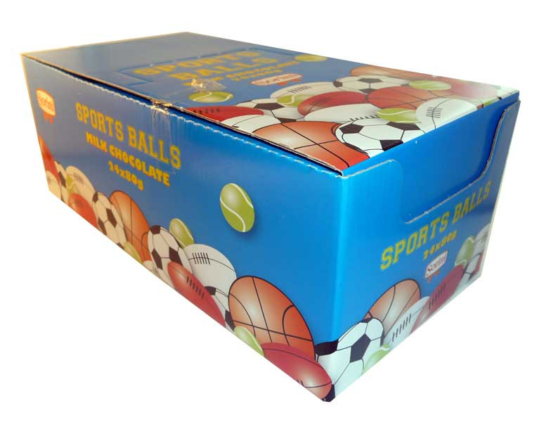 Sorini Sports Balls, by Sorini - Creative Confectionery,  and more Confectionery at The Professors Online Lolly Shop. (Image Number :2696)