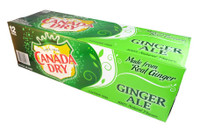 Canada Dry - Ginger Ale, by Dr Pepper,  and more Beverages at The Professors Online Lolly Shop. (Image Number :2601)
