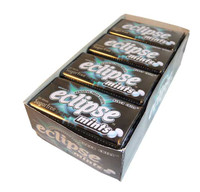 Eclipse Black Chill Mints, by Wrigley,  and more Confectionery at The Professors Online Lolly Shop. (Image Number :2632)