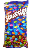 Allens Nestle Smarties, by Nestle,  and more Confectionery at The Professors Online Lolly Shop. (Image Number :2815)