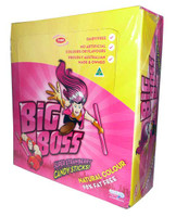 Big Boss Candy Sticks - Super Strawberry, by Fyna Foods,  and more Confectionery at The Professors Online Lolly Shop. (Image Number :2827)