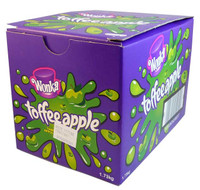 Wonka Toffee Apple, by Wonka,  and more Confectionery at The Professors Online Lolly Shop. (Image Number :2748)