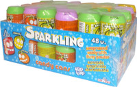 Sparkling Candy Cans, by Candy Brokers,  and more Confectionery at The Professors Online Lolly Shop. (Image Number :2787)