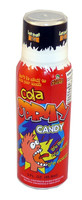 Sour Scream Spray Candy - Cola, by Candy Brokers,  and more Confectionery at The Professors Online Lolly Shop. (Image Number :2809)