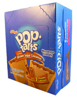 Kelloggs Pop Tarts - Frosted Brown Sugar Cinnamon, by Kelloggs Pop Tarts,  and more Beverages at The Professors Online Lolly Shop. (Image Number :2859)