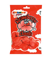 Chunky Funkeez Strawberry Clouds, by Candy Brokers,  and more Confectionery at The Professors Online Lolly Shop. (Image Number :8934)