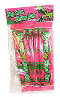 BZar Big Croc Chew Bars - Strawberry, by Candy Brokers,  and more Confectionery at The Professors Online Lolly Shop. (Image Number :3020)