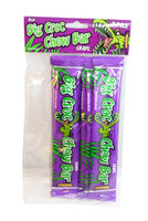 BZar Big Croc Chew Bars - Grape, by Candy Brokers,  and more Confectionery at The Professors Online Lolly Shop. (Image Number :3027)