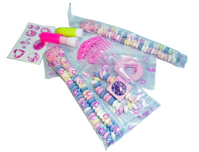 Au some Princess Party Bags, by Candy Brokers,  and more Confectionery at The Professors Online Lolly Shop. (Image Number :3059)