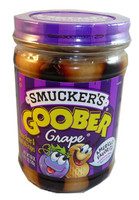 Smucker s Goober - Grape, by Smuckers Goober,  and more Snack Foods at The Professors Online Lolly Shop. (Image Number :3089)